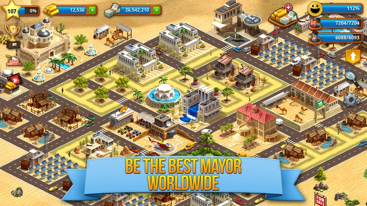 Tropic Paradise Town Build Sim screenshot-5