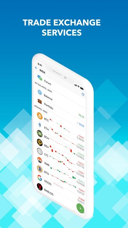 WebMoney Keeper screenshot-5
