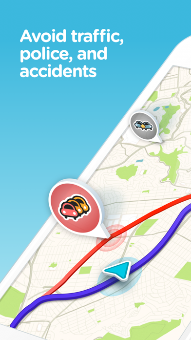 download Waze Navigation & Live Traffic for PC