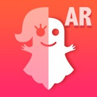 Ghost Lens AR Video Editore icon