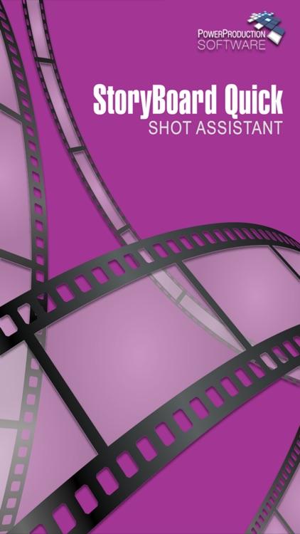 StoryBoard Quick Shot Assist