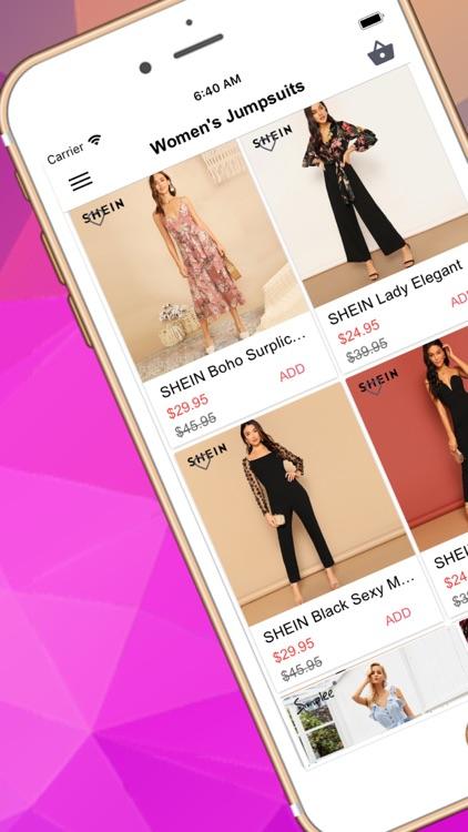 Fashion women online shopping screenshot-3