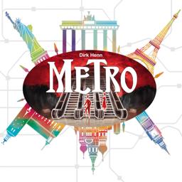 Ícone do app Metro - The Board Game