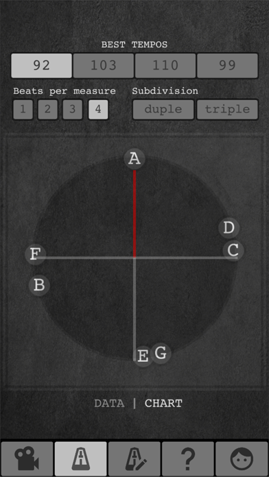 Tempo Finder for Film Scoring Screenshots