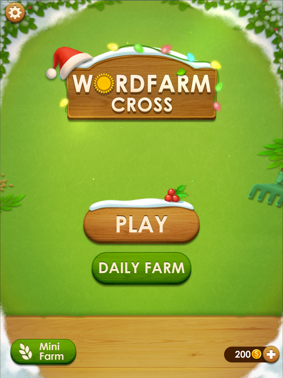 Word Farm Cross screenshot 11
