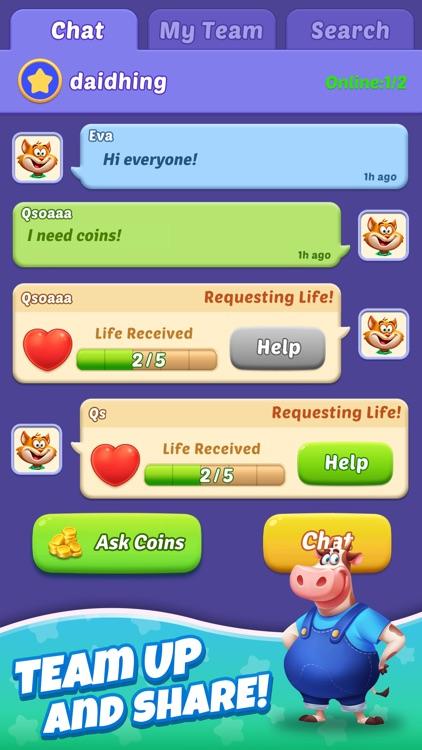 Word Buddies - Fun puzzle game screenshot-6