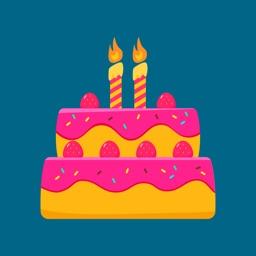 Birthday Reminders & Countdown