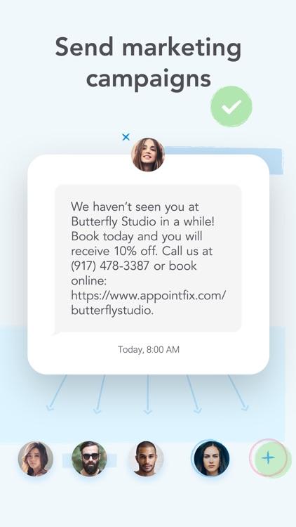 Appointfix: Scheduling app screenshot-5