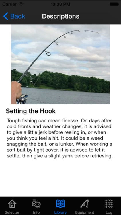 Bassmaster Tough Fishing screenshot-3