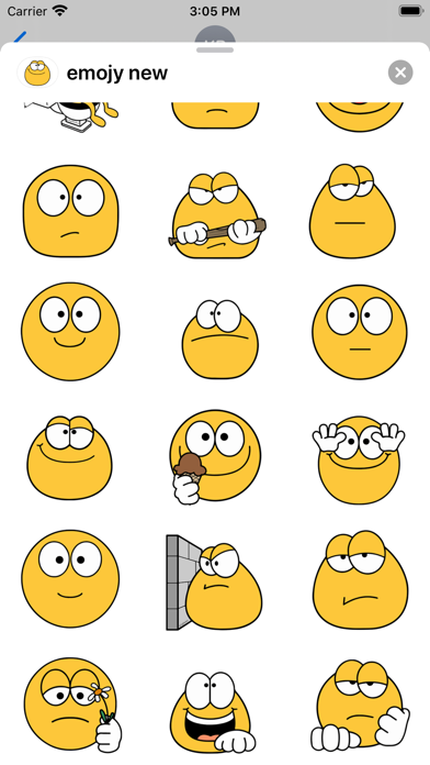 Cool emoji - Stickers for text screenshot 2