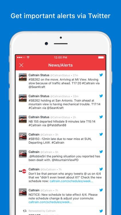 Trip Planner for Caltrain screenshot-4