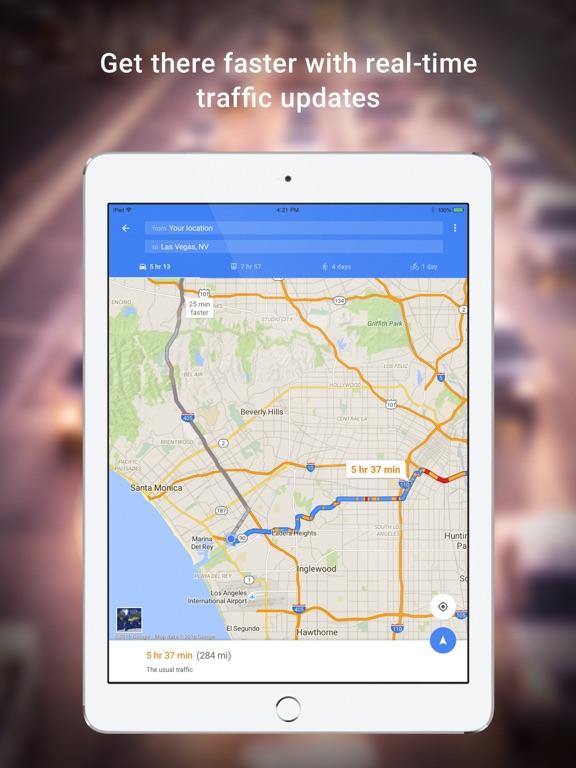 Google Maps - Transit & Food - Navigation,Food & Drink app ... on apple maps app, google maps for android, google map web app, google earth ipad app,