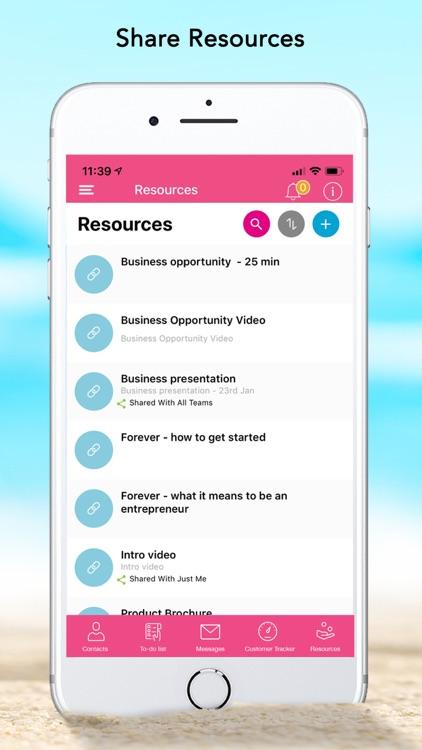 Pamtree MLM App screenshot-3