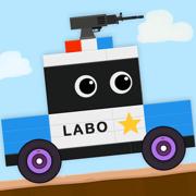 Labo积木汽车2儿童游戏