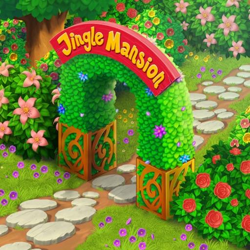 Jingle Mansion: match 3 games