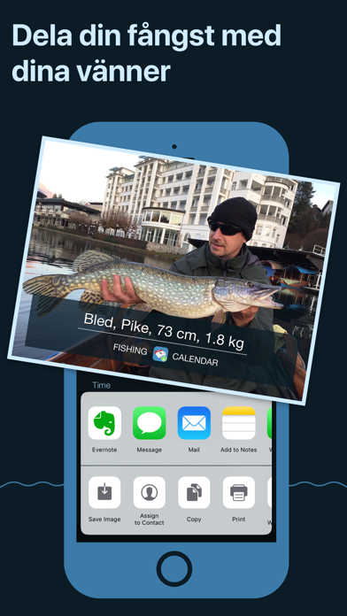 Fishing Calendar Pro på PC