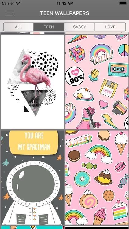 Teen Wallpapers & Backgrounds