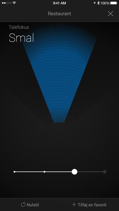 Screenshot for Beltone HearMax in Denmark App Store