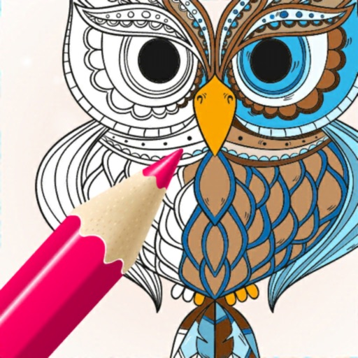 Animal Coloring Pages Art Book