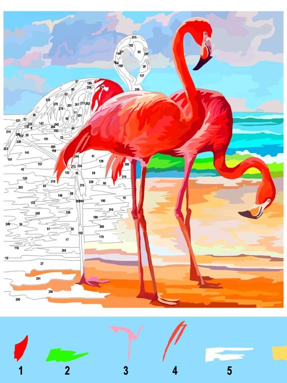 大人の塗り絵 ジグソーパズルのおすすめ画像1