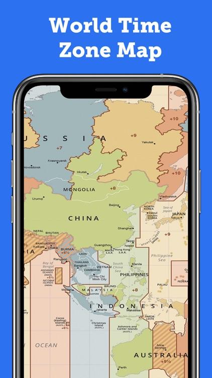 World Map 2020 Pro screenshot-4