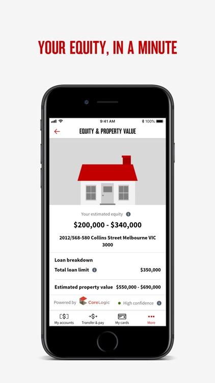 NAB Mobile Banking screenshot-4
