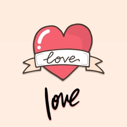Cool Love Stickers