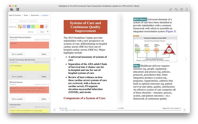 AHA eBook Reader скриншот программы 4