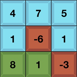Magic Blocks - Number Puzzle