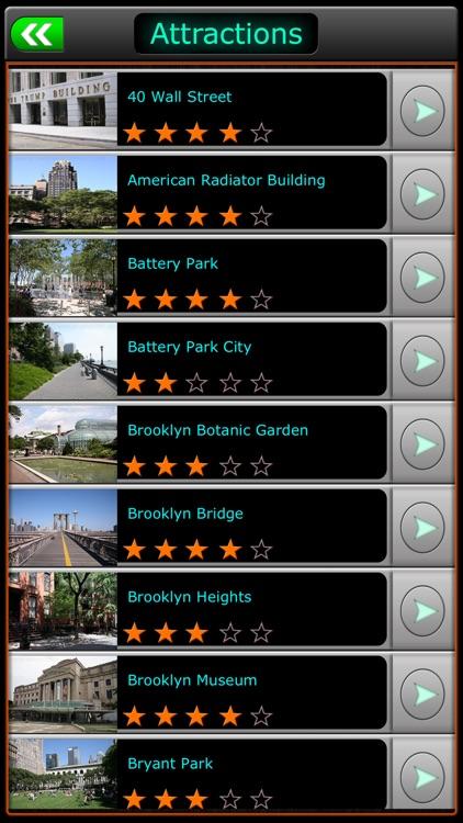 New York Offline Travel Guide