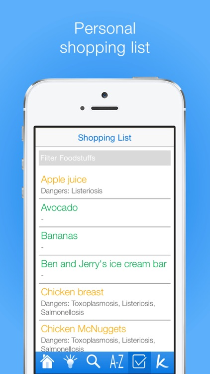 Pregnancy Food Guide PRO screenshot-4