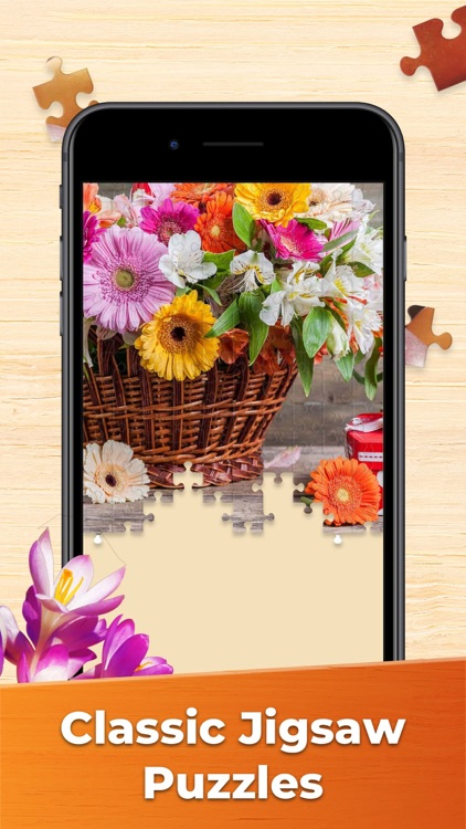 Puzzle Games: Jigsaw Puzzles screenshot-0