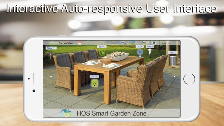 HOS Smart Home Operator Live screenshot-0
