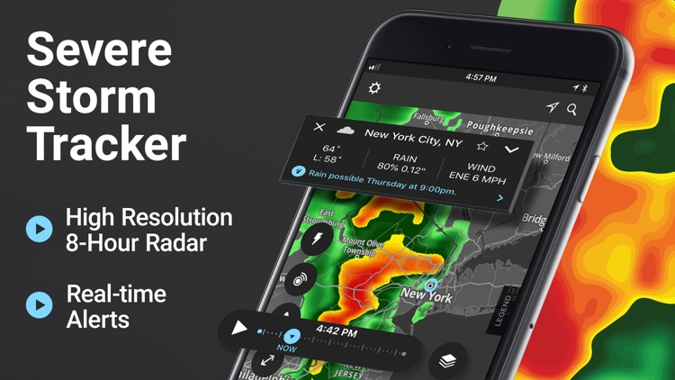 Storm Radar: Weather Tracker screenshot-8