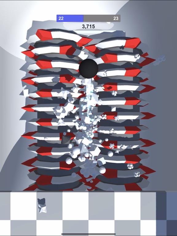 Magnet Ball - Waterfall screenshot 6
