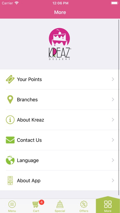 Kreaz Desserts - حلويات كريز screenshot-5