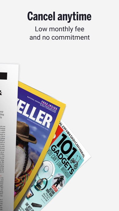 Readly - Unlimited Magazines Screenshot