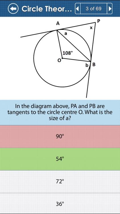GCSE Maths : Super Edition LT screenshot-3