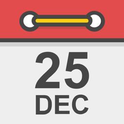Ícone do app Just Calendar + Complications