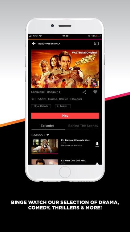ALTBalaji – Original Webseries screenshot-4