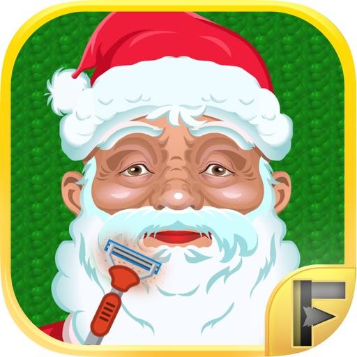 Santas Christmas Shaving Salon