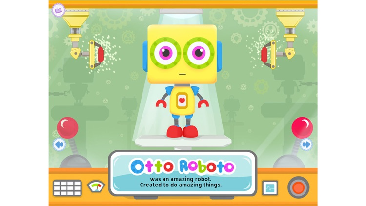 Otto Roboto: How Do You Feel?