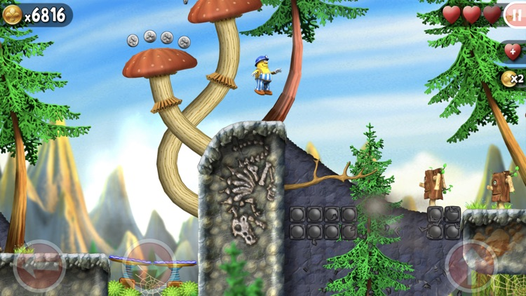 Incredible Jack: Jump and Run screenshot-0