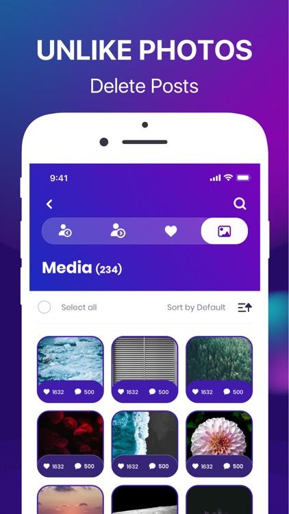Followers+ Track for Instagram screenshot-3