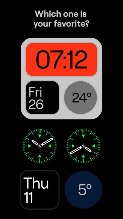 Timedash Widget screenshot-8