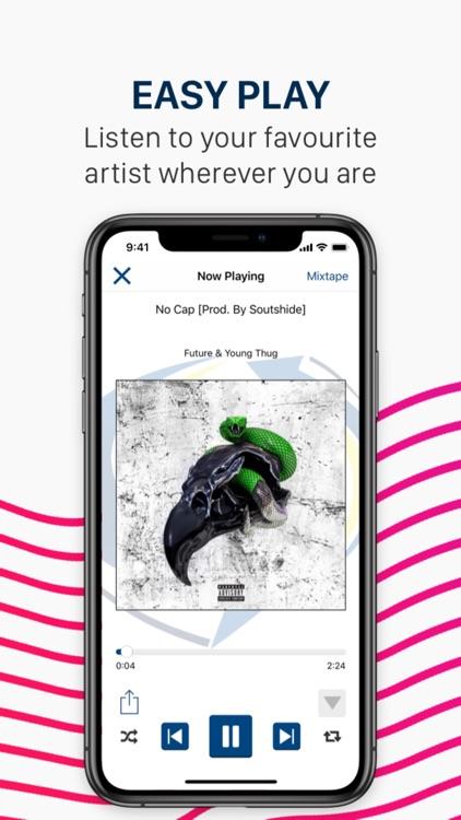 LiveMixtapes - Mixtape Culture screenshot-3