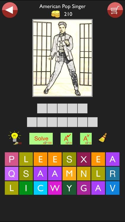 Celeb Quiz Pro-Guess Celebrity screenshot-5