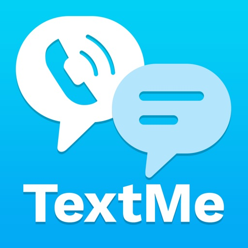 Text Me - Phone Call + Texting icon
