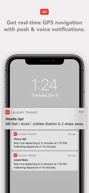Calgary Transit on the App Store on