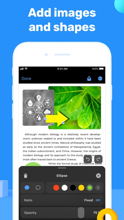 PDF Hero - PDF Editor & Reader screenshot-4